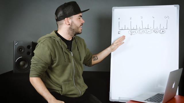 Creando patrones de slap a partir de células rítmicas (Parte 1)