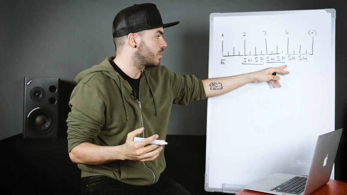 Slap - Creando patrones de slap a partir de células rítmicas (Parte 2)