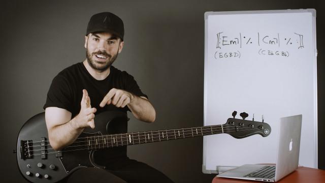 Improvisación sobre 2 acordes sin relación (Parte 2)