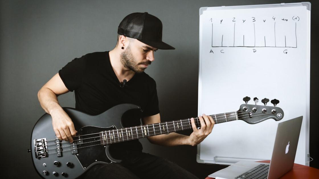Ritmo - Creación de grooves a partir de la gráfica del ritmo (principiante)