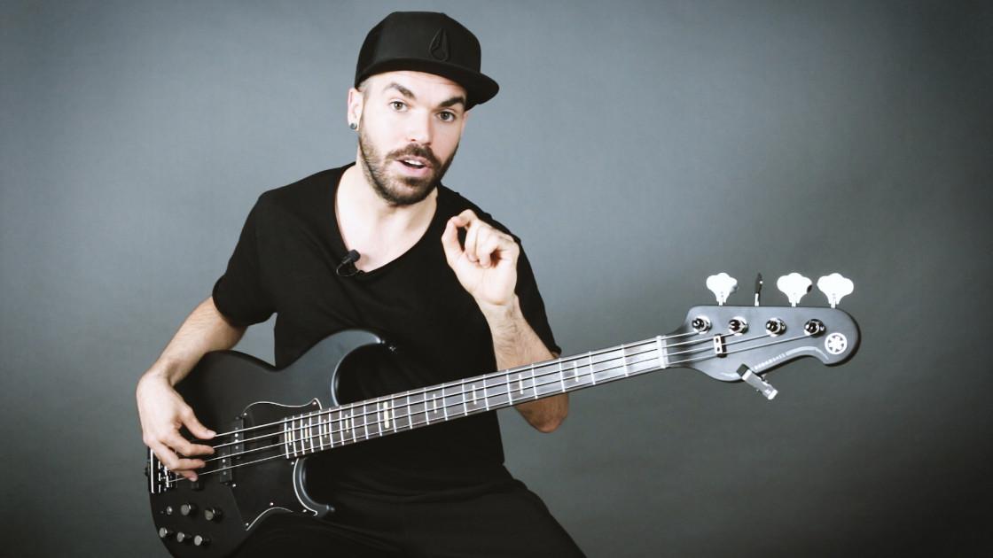 Armonía musical para bajistas - Acordes de 3 notas: Disminuido y Aumentado