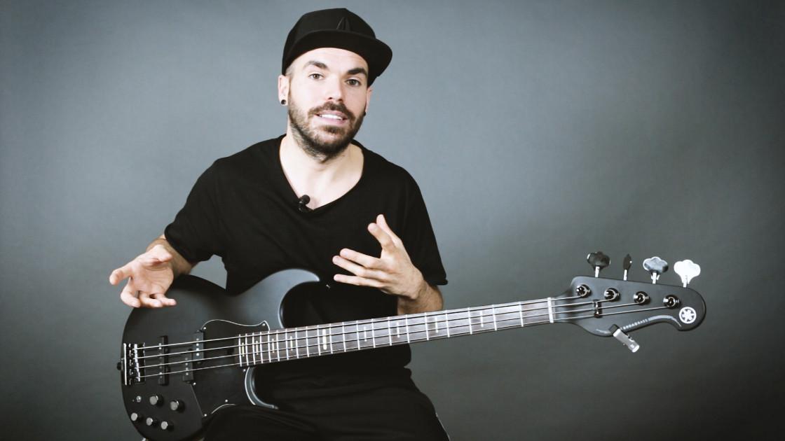 Armonía musical para bajistas - Acordes de 4 notas: m7b5, dim7 y mMaj7