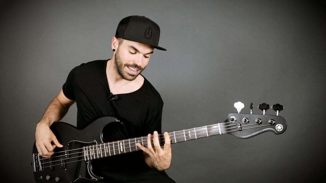 Armonía musical para bajistas - Modos griegos: dórica, frigia, eólica y locria