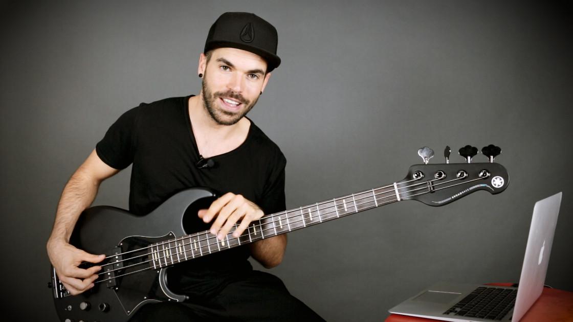 Armonía musical para bajistas - Modos griegos: ejercicios
