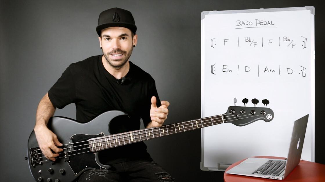 Armonía musical para bajistas - El concepto de bajo pedal