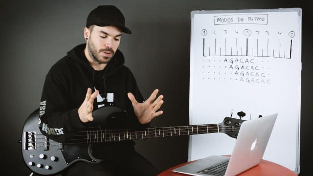 Modos de ritmo (principiante)